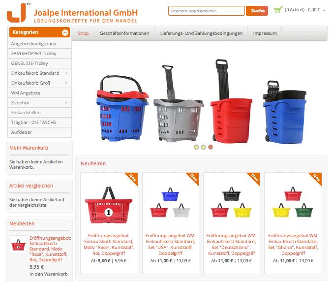Joalpe-Online-Shop