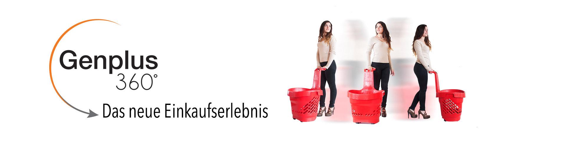 Glenplus 360° – das neue Einkaufserlebnis